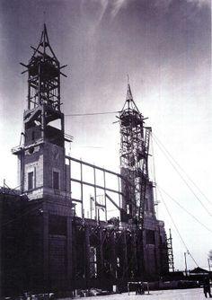 Construcción de la Catedral de la Almudena