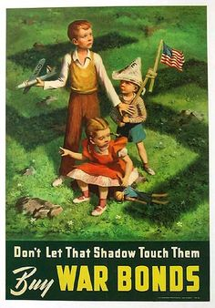 Don't Let That Shadow Touch Them (1942) - illustrated by Lawrence Beall Smith.