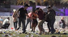 """""""Hundreds of shots were heard"""": 20 people became the victims of firing in Las Vegas"""