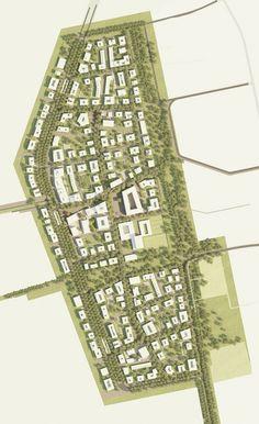 Plan © West 8 urban design & landscape architecture
