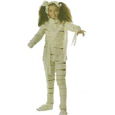 Egyptian Mummy Girls Fancy Dress Costume   eBay
