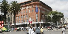 CFC-Stanbic House was the first building in Nairobi's to have an elevator. #KenyanHistory