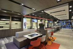 Frits van den Bosch eyewear store by WSB Interieurbouw, Deurne – Belgium » Retail Design Blog