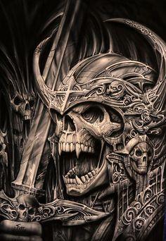 Vampire Skulls