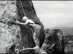 Great vintage climbing movie..""