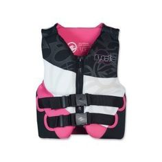 Hyperlite Youth Indy Vest Girls Junior Life Jacket 2012 by Hyperlite. $49.99. Keep your little one safe and protected out on the water with the Hyperlite Youth Indy Vest. This vest is Coast Guard Approved and designed for children 50-90 pounds. Two buckle and zipper closure will keep your child secure in the vest and the girl specific colors will have your little Diva looking stylish out on the water. . Material: Neoprene, Closure: 2 Buckle & Zip, User Weight: 50-90 lbs...