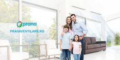 Recuperatoarele Prana – Cea mai buna solutie pentru o ventilare industriala eficienta