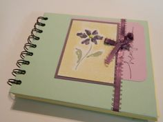 handmade journals on my etsy shop