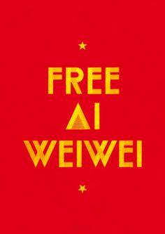 Free Ai Weiwei!