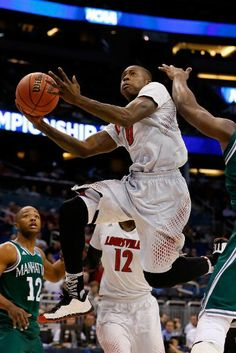 Manhattan Jaspers vs. Louisville Cardinals - NCAA Tournament Game -  March 20, 2014 - ESPN