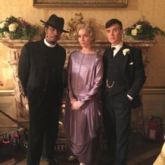 grace and tommy shelby