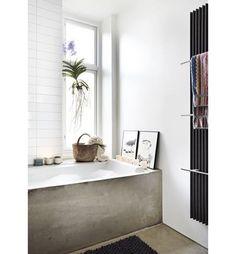 O cimento queimado é uma tendência absoluta e fica bem em qualquer ambiente – confira 27 banheiros com o revestimento