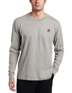ee42c2ffb447 Fila Men s Long Sleeve Tee « Impulse Clothes