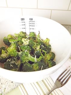 supposed to be a great Broccoli recipe.  Pine Nuts, Lemon, and Parmesan.  Roast broccoli in oven with olive oil.      I hate broccoli but would try this.