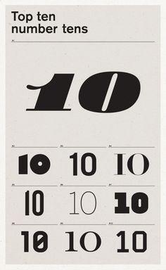 Top Ten Number Tens - Jeff Jarvis | Design.org