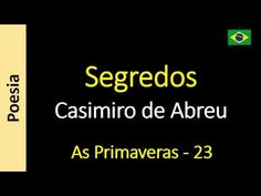 Casimiro de Abreu - 23 - Segredos