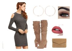 """Girl's day out"" by brooklyn-r-416 ❤ liked on Polyvore featuring Steve Madden and Anita Ko"