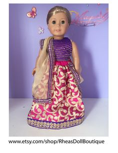 Heritage Collection American Girl Doll by RheasDollBoutique