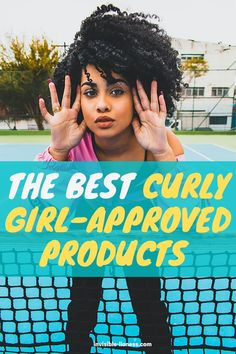 Looking for a list of curly girl approved products? Here you'll find CGM approved shampoos, conditioners, gels, and oils for curly and wavy hair - all products hand-selected for you! Diy Hair Care, Curly Hair Care, Hair Care Tips, Curly Hair Styles, Healthy Hair Tips, Healthy Hair Growth, Hair Growth Tips, Growing Out Short Hair Styles, Grow Long Hair