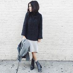 Street style   29 εντυπωσιακά outfit για να δοκιμάσεις τον Νοέμβρη  157896845dc