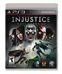 Injustice Gods Among Us on the PS3 One of my favorite fighting game experiences in a long time.