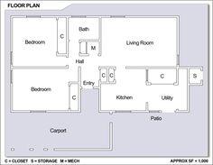 6 Unique Rota Base Housing Floor Plans