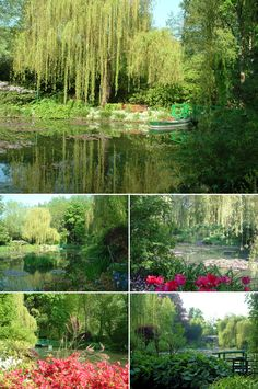You May Be Wandering: In the Footsteps of Monet - Giverny
