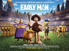Timothy Spall, Nick Park, Tom Hiddleston, Eddie Redmayne, and Maisie Williams in Early Man Imdb Movies, 2018 Movies, All Movies, Family Movies, Latest Movies, Movies To Watch, Movie Tv, Nick Park, France Tv
