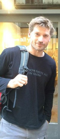 Nikolaj Coster-Waldau - OMG, why is he so cute?!?!