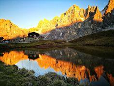 Passo Rolle Dolomiti Italia by Luca Ferraresso
