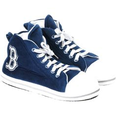 Boston Red Sox Women's Puffy High Top Slippers - $19.99