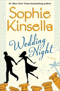 The Chick Lit Bee: Coming Soon: Wedding Night by Sophie Kinsella