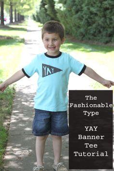 Boy, Oh Boy, Oh Boy Crafts: The Fashionable Type: Day 4