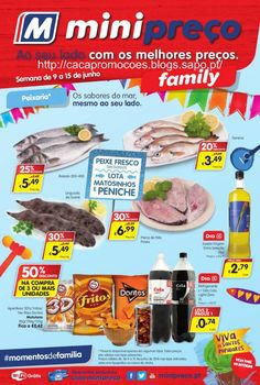 Promoções Minipreço - Antevisão Folheto Family 9 a 15 junho - http://parapoupar.com/promocoes-minipreco-antevisao-folheto-family-9-a-15-junho/