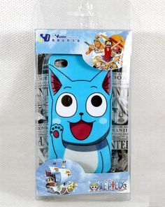 Fairy Tail Happy Iphone Shell FLPS9620