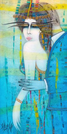 Last Dance Painting. Albena Vatcheva