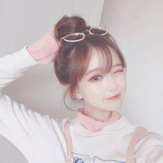 Video Sexy girls near you! Korean Girl Photo, Cute Korean Girl, Cute Korean Fashion, Wispy Bangs, Cute Japanese Girl, Ulzzang Korean Girl, Uzzlang Girl, Japan Girl, Kawaii Girl