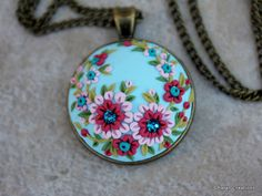Check out this item in my Etsy shop https://www.etsy.com/listing/470838115/lovely-polymer-clay-floral-applique