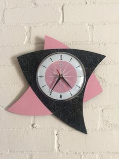 190 Clocks Globes Maps Etc Ideas Vintage Clock Clock Mid Century Clock