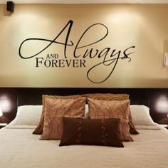 Bedroom Wall Decal Master Bedroom Wall Decal Wall Decals For - Wall decals quotes for master bedroom