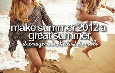 The best summer ever!!