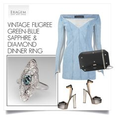 """""""SHOP - EraGem"""" by ladymargaret ❤ liked on Polyvore featuring Y/Project, Giuseppe Zanotti and Givenchy"""