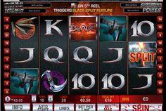 Lov na upírov s množstvom výhier! http://www.hracie-automaty.com/hry/vyherne-hracie-automaty-blade #blade #hracieautomaty #vyhra