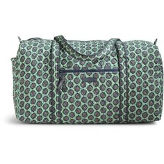 2e9c56ee302 Vera Bradley Large Duffel 2.0 Travel Bag in Nomadic Blossoms ( 85) ❤ liked  on