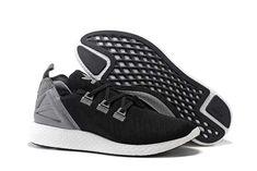 online store 8470c 59d20 1767   Adidas Zx Flux X Pure Boost Herr Svart Grå SE195694ubmmGXoO