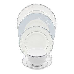 Waterford Monique Lhuillier Lily of the Valley Dinnerware Collection