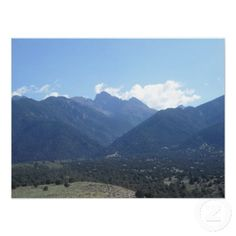 Sangre de Cristos Range Poster Click twice to purchase
