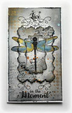 Susanne Rose - Papierkleckse: Live in the Moment