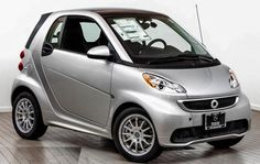 Smart ForTwo — Cheapest New Hatchbacks in USA (Top 10)
