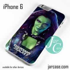 Gamorah Guardians Of The Galaxy NT Phone case for iPhone 6 and other iPhone devices